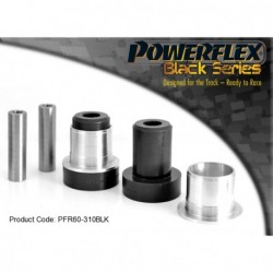 Kit Silentbloc triangles powerflex Black - Clio 2 RS