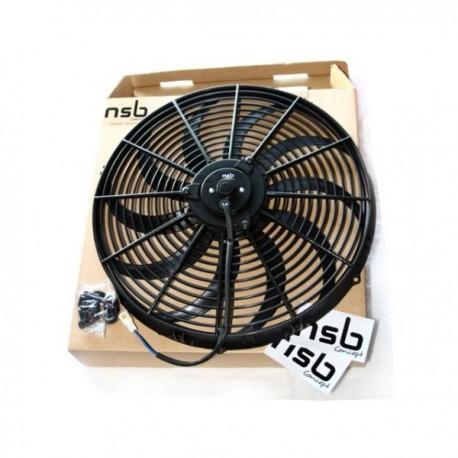 Ventilateur nsb type spal 410mm inoxline performance - Puissance radiateur m3 ...