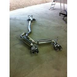 Ligne complète système valve - Nissan 350z