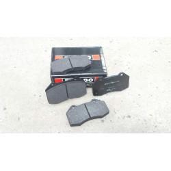 Plaquettes DS2500 - Clio 3 RS - Avant