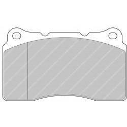 Plaquettes DS uno - Megane 3 RS - Avant