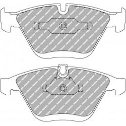 Plaquettes DS2500  - Série 1M 3.0 coupé - E82 - Après 2011