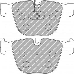 Plaquettes Arrière DS2500  - 3.0M E82 - Etrier ATE