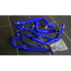 Kit 6 durites silicone FORGE - Clio RS 172 - 182cv