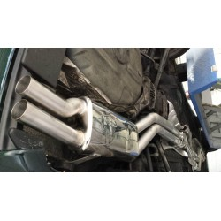 Silencieux arrière - BMW M3 E92