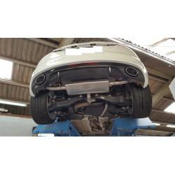 Echappement Audi TT S (Sorties RS)