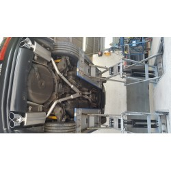 Echappement BMW 850ci E31