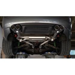 Echappement Jaguar XKR supercharger