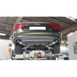 Silencieux arrière - Audi A7 3.0TDI