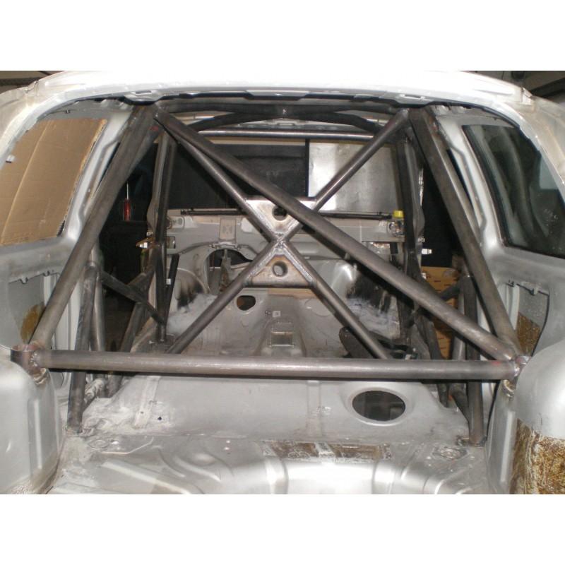Arceau Cage A Souder Sparco Clio 2 Rs Inoxline Performance