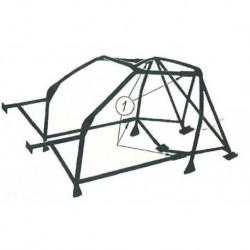 Arceau cage a souder OMP Clio 3 RS