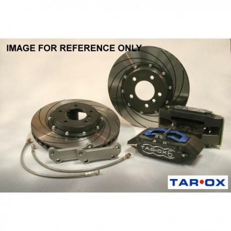 Kit gros freins Tarox 6 pistons - Clio 2 RS