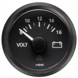 Manometre pression de turbo VDO