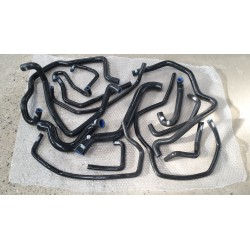 Kit 14 durites silicone - R5 GT Turbo 1987-1990