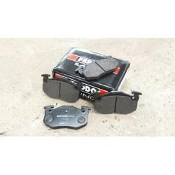 Plaquettes DS2500 - R5 GT turbo - Arrière