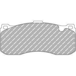 Plaquettes DS2500 - Megane 3 RS - Avant