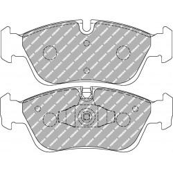 Plaquettes Avant DS2500  - 130i E81 E87 - Après 2005