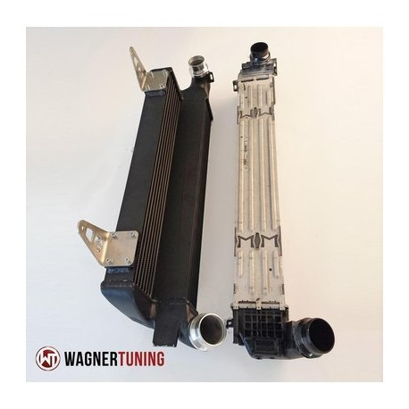Echangeur intercooler haute performance - Bmw 325-330-335d E90 E91 E92 E93