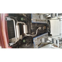 Echappement XM V6 - Moteur PRV