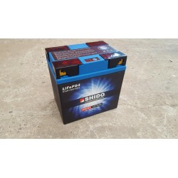 Batterie Lithium SKYRICH - 30A - 2Kg