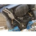 Echappement BMW 320i E30