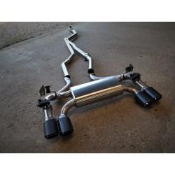 M235i - Echappement + système valve