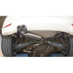 Echappement Mazda Rx8