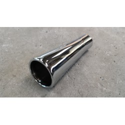Flexible echappement inox 76-150