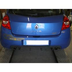 Canules d'échappement - Clio RS 197